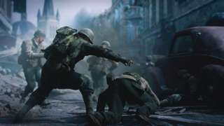 Детали мультиплеера Call Of Duty: WW2