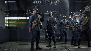 Вышло весеннее обновление для Battlefield 1