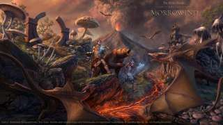 Интервью с художником The Elder Scrolls Online: Morrowind