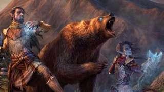 Запись игрового процесса The Elder Scrolls Online: Morrowind с обзором Вардена