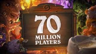 Hearthstone отмечает 70 миллионов зарегистрированных игроков