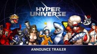 Первая альфа англоязычной версии Hyper Universe пройдет на этой неделе
