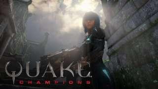 Открытое бета-тестирование Quake Champions начнется 12 мая