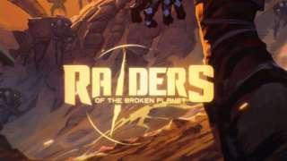 Объявлена дата начала ЗБТ Raiders of the Broken Planet