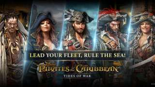 Состоялся релиз Pirates of the Caribbean: Tides of War
