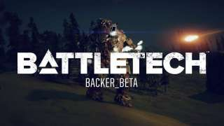 Час многопользовательского игрового процесса Battletech