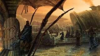 Сравнение графики и локаций в Morrowind`ах 2002 и 2017 годов