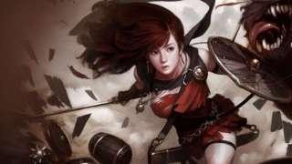 В Китае началось ОБТ Mabinogi Heroes: Eternal