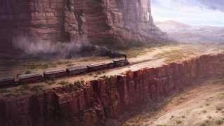 Концепт-арты биомов Wild West Online