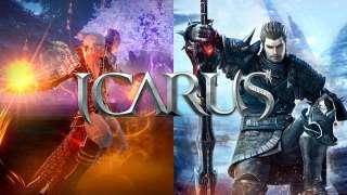 Локализаторы Icarus представили два класса: мага и берсерка