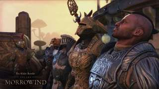 Обзор дополнения The Elder Scrolls Online: Morrowind