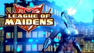 Объявлена дата второго этапа альфа-тестирования League of Maidens