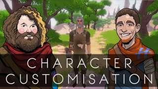 Редактор персонажей Worlds Adrift ограничат на релизе