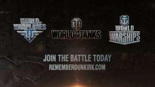 В играх Wargaming пройдут мероприятия в честь выхода фильма «Дюнкерк»