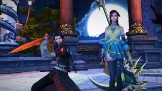 Третий этап ЗБТ Legend of the Ancient Sword начнется в этом месяце