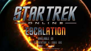 Для консольной Star Trek вышел Season 13: Escalation