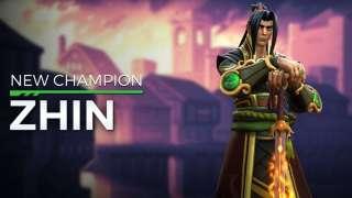 Представлен новый герой Paladins — Zhin