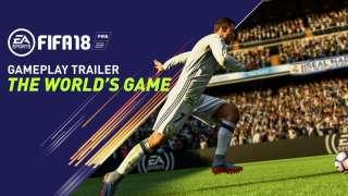 [E3 2017] [EA Play] Трейлер FIFA 18