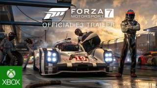 [E3 2017] [Microsoft] Трейлер, игровой процесс и дата релиза Forza Motorsport 7
