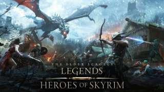 [E3 2017] [Bethesda] В июне TES: Legends получит DLC про Скайрим