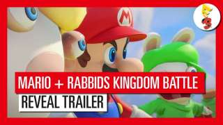 [E3 2017] [Ubisoft] Представлена Mario + Rabbids: Kingdom Battle