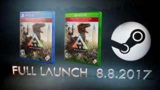 Релиз ARK: Survival Evolved состоится в августе