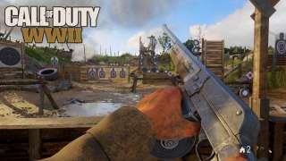 [E3 2017] Игровой процесс мультиплеера Call of Duty: WWII