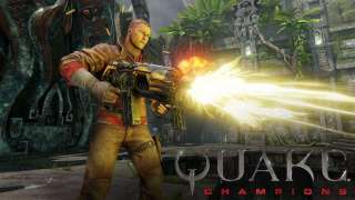 Разработчики Quake Champions рассказали о герое B.J. Blazkowicz
