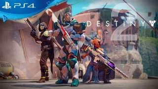 Destiny 2 — эксклюзивный контент для PS4 появится на других платформах