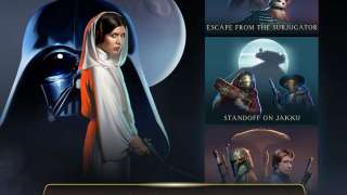 Состоялся софт-запуск Star Wars: Rivals