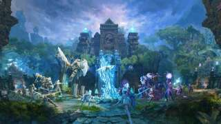 Вышло обновление «Цветение Сакрафеса» для Aion