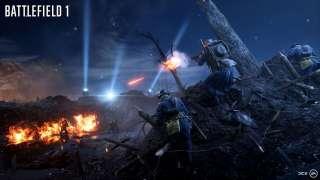 Вышла карта «Ночи Нивеля» для Battlefield 1; геймплей DLC «Во имя царя»