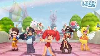 Началось ОБТ Playpark Luna Online