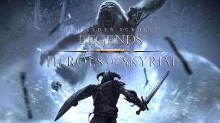 Состоялся релиз дополнения «Heroes of Skyrim» для The Elder Scrolls: Legends