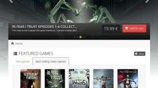 В uTorrent появился магазин игр