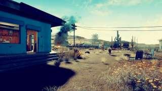 Изображения пустынной карты PlayerUnknown's Battlegrounds