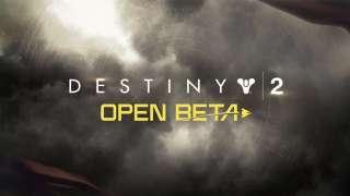 Трейлер открытого бета-тестирования Destiny 2