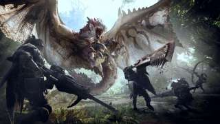 Древний лес в новом геймплейном ролике Monster Hunter: World