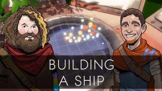 Ваш первый корабль в Worlds Adrift