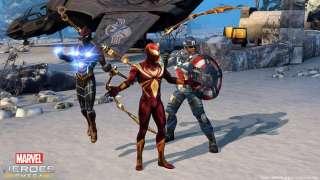 PC-версия Marvel Heroes тоже сменила название