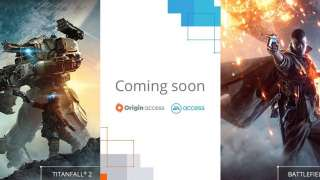 Battlefield 1 и Titanfall 2 появятся в Origin Access