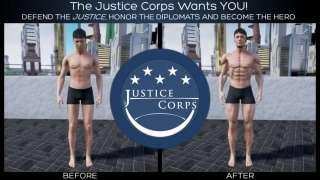 Обновленные модели мужских персонажей в Ship of Heroes
