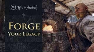 Новый трейлер Life is Feudal: создай своё наследие