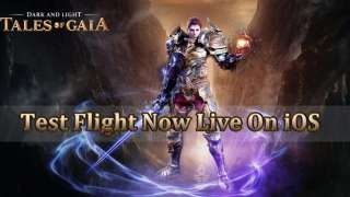 Началось ЗБТ Dark and Light: Tales of Gaia на iOS