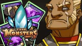 Состоялся релиз Card Monsters