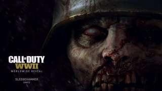 В сеть утек трейлер зомби-режима Call of Duty: WWII