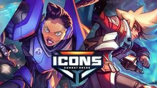 Анонсирован бесплатный файтинг-платформер Icons: Combat Arena