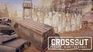 Патч 0.7.20 для Crossout добавил новую карту и клановые бои