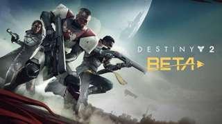 Началось ОБТ Destiny 2 на консолях