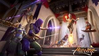 В Mirage: Arcane Warfare добавили ботов